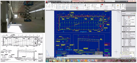 How to use AutoCAD for structural drafting