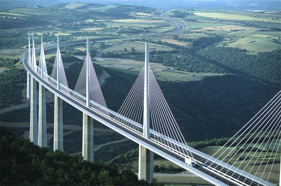 The Tallest Bridge in The World